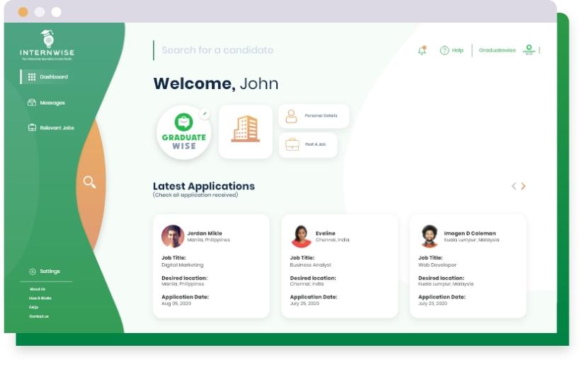 Employers - Interns job board